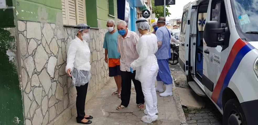 IPIAÚ: 53 IDOSOS DE ABRIGO ESTÃO CURADOS DA COVID-19, DIZ SECRETÁRIA DE SAÚDE