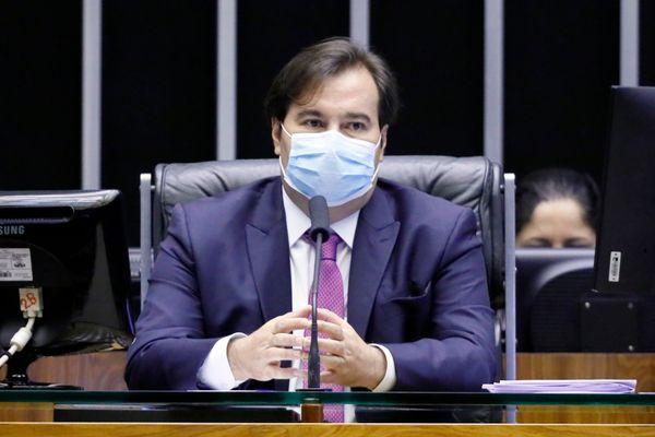ACORDO PARA ADIAR ELEIÇÕES DE 2020 AINDA ESTÁ DISTANTE, AFIRMA RODRIGO MAIA