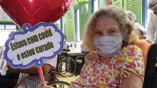 NA BAHIA, 3 DE CADA 4 INFECTADOS PELA COVID-19 JÁ ESTÃO CURADOS, APONTA SESAB