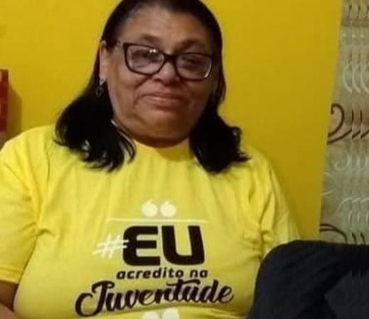 ITABUNA PERDE A PROFESSORA EVANI SANTIAGO