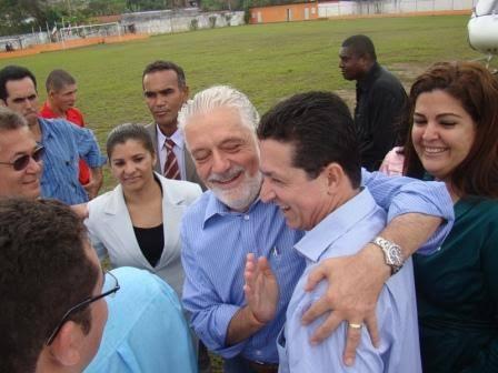 WAGNER PARTICIPA DE ENCONTRO DO PT DE ITABUNA EM APOIO À PRÉ-CANDIDATURA DE GERALDO