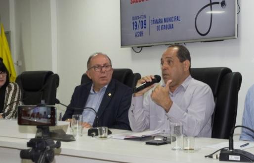 EX-SECRETÁRIO REBATE PROVEDOR DA SANTA CASA SOBRE DÍVIDA DE R$ 67 MILHÕES