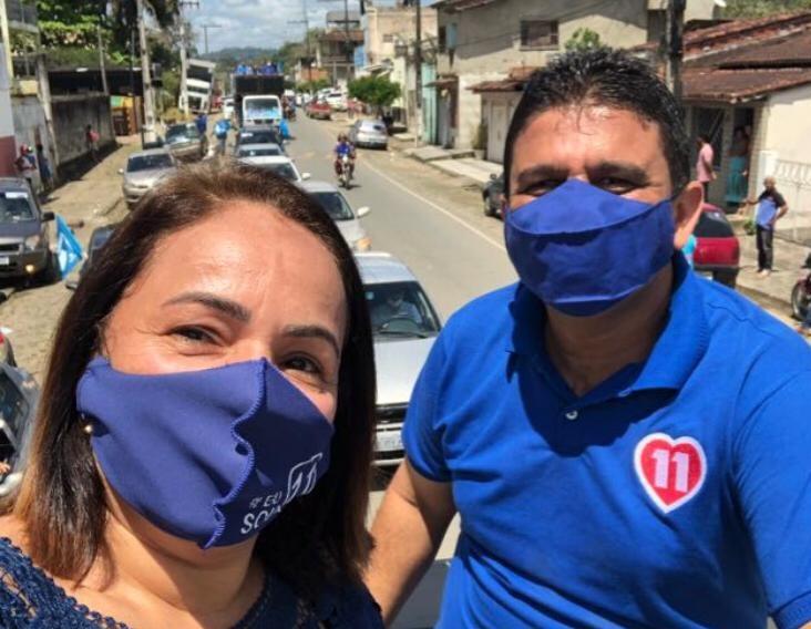 CAMACAN: CARREATA ABRE CAMPANHA OFICIAL DE ARILDO DE FLORENTINO