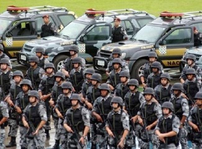 STF MANTÉM DECISÃO DE RETIRADA DA FORÇA NACIONAL DO EXTREMO-SUL DA BAHIA