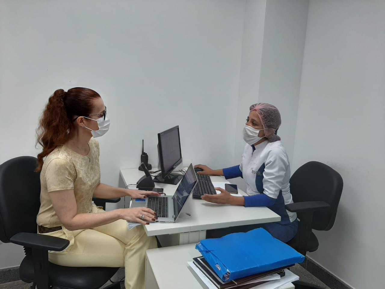 HRCC FAZ AUDITORIA DIAGNÓSTICA EM BUSCA DE ACREDITAÇÃO HOSPITALAR