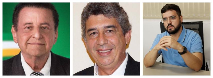 ILHÉUS: JORGE VIANA DESISTE E MDB APOIARÁ CANDIDATURA DE VALDERICO JUNIOR, DO DEM