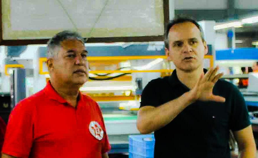 IBICUÍ: COM INTERLOCUÇÃO DE ROSEMBERG, FÁBRICA DA LIA LINE VOLTA A OPERAR NESTA SEXTA
