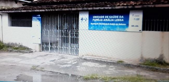 """BANDIDOS ARMADOS FAZEM A """"LIMPA"""" EM UNIDADE DE SAÚDE DO NOVO SÃO CAETANO"""