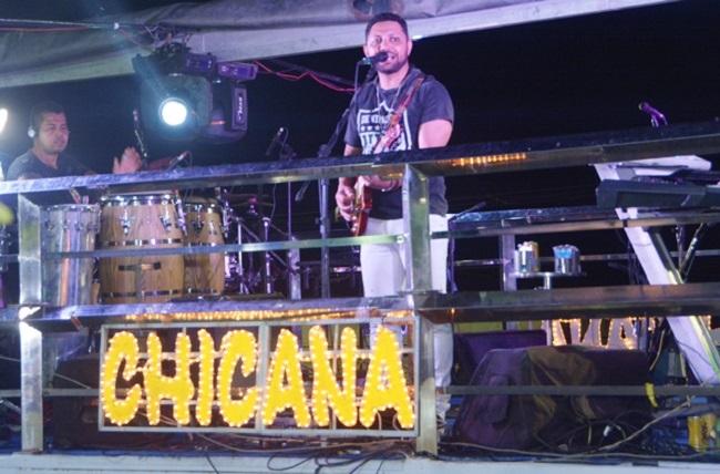 VOCALISTA DA BANDA CHICANA MORRE EM ACIDENTE DE CARRO NA BAHIA