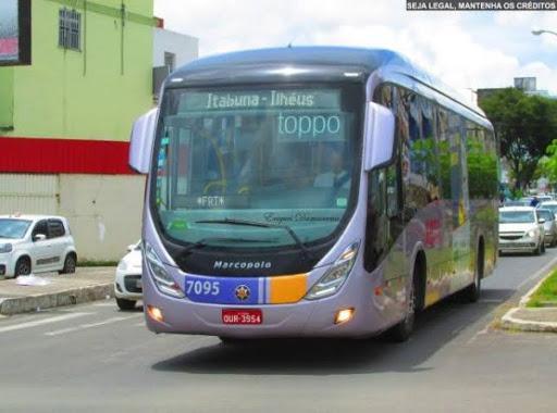 RUI LIBERA TRANSPORTE EM 303 CIDADES E LINHA ILHÉUS-ITABUNA