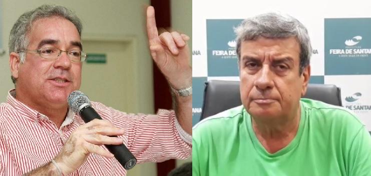 FEIRA DE SANTANA: ZÉ NETO TEM 29% E COLBERT ATINGE 22%, APONTA PESQUISA A TARDE/POTENCIAL