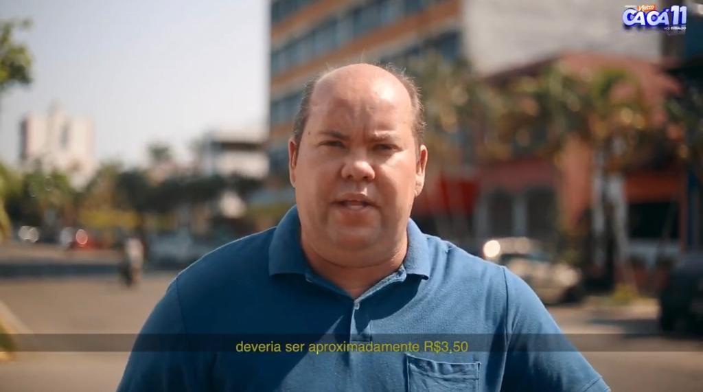 ILHÉUS: CACÁ CRITICA TRANSPORTE PÚBLICO E PROMETE BRT MISTO