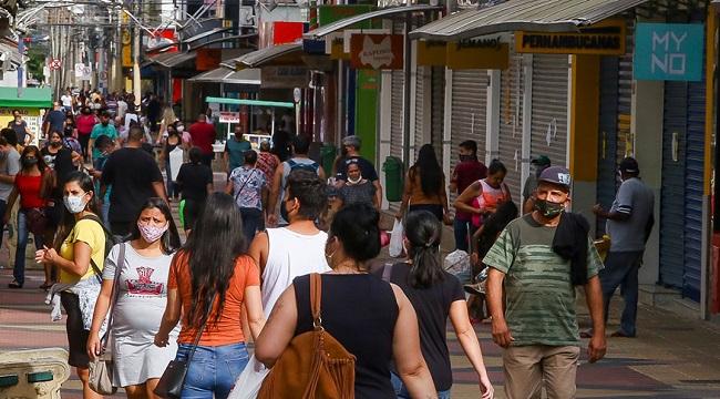 TAXA DE DESEMPREGADOS NO BRASIL ATINGE 14,4%, APONTA PESQUISA DO IBGE