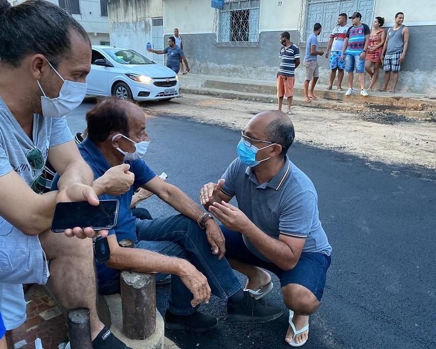 FERNANDO FALA DE ESTRATÉGIAS PARA RETA FINAL E CRITICA PESQUISA SEM REGISTRO