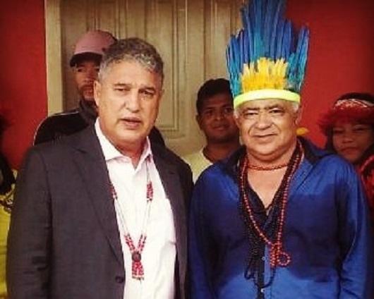 ROSEMBERG PINTO APRESENTA MOÇÃO DE PESAR PELA MORTE DO VEREADOR GERSON PATAXÓ