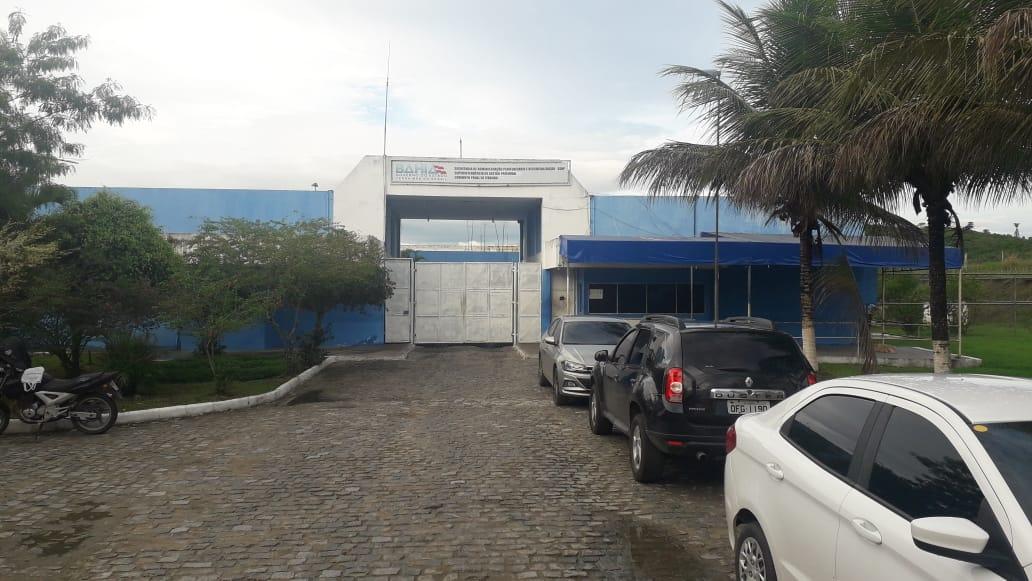 CONJUNTO PENAL DE ITABUNA INICIA RETOMADA DAS VISITAS COM CUIDADOS CONTRA A COVID-19