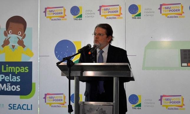 TRE PROÍBE ATOS PRESENCIAIS DE CAMPANHA NOS  417 MUNICÍPIOS BAIANOS