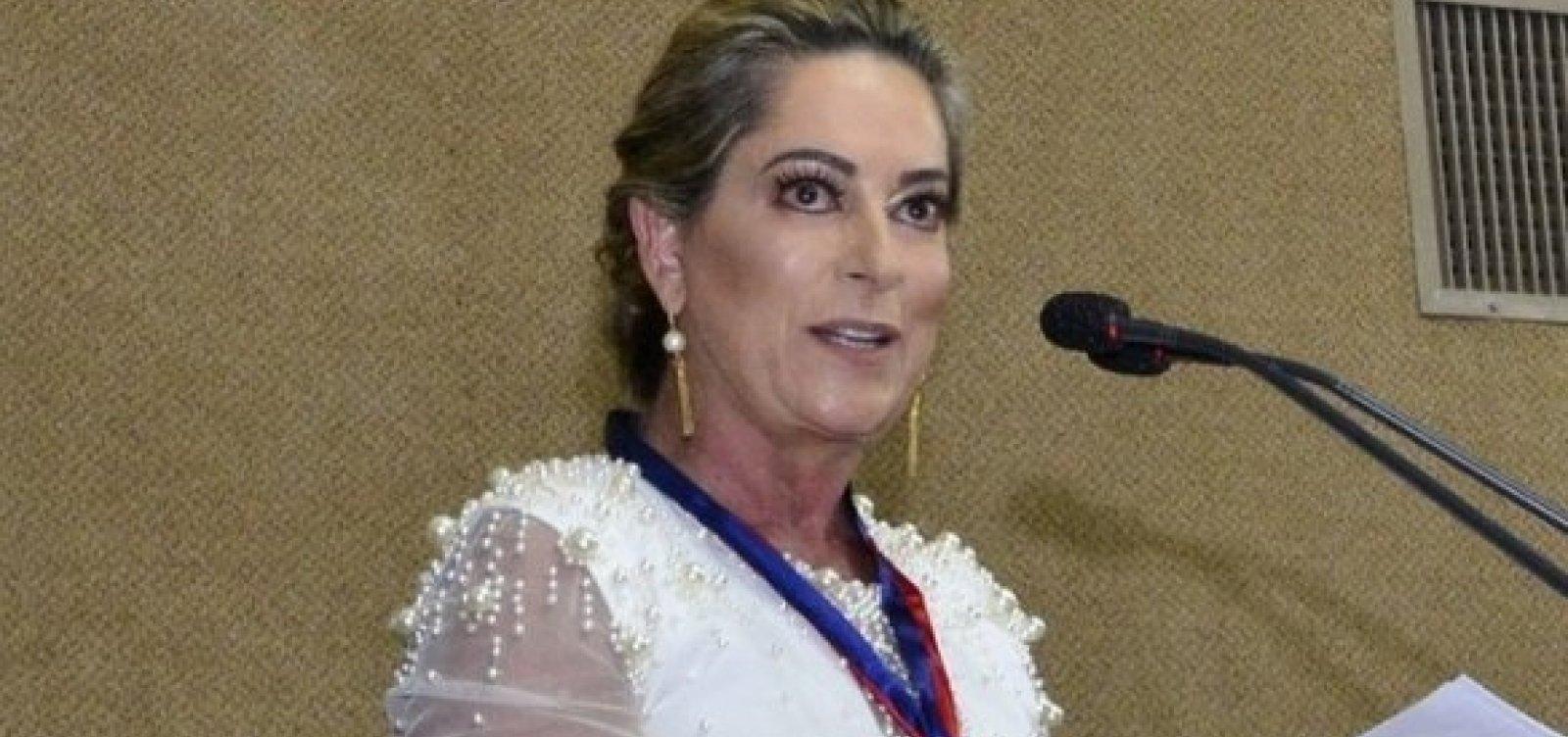 DESEMBARGADORA DO TJ-BA ACUSADA NA FAROESTE PRESA NESTE DOMINGO