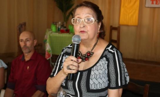 PREFEITA ELEITA DE SANTO ANTÔNIO DAS MISSÕES MORRE DE COVID-19