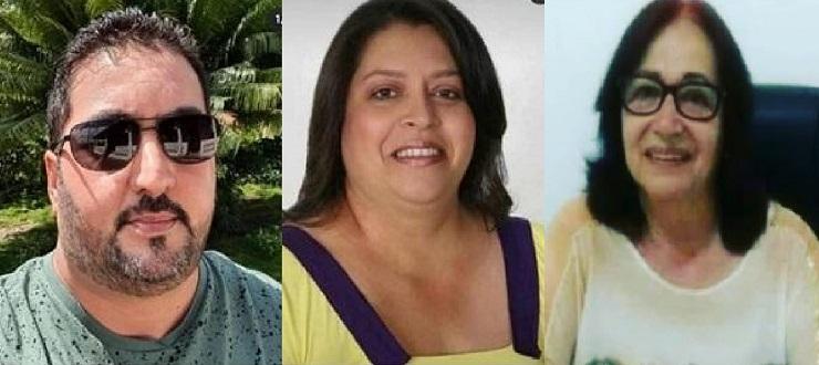 EM NOVA CANAÃ, PRIMEIRA-DAMA, SECRETÁRIO E TESOUREIRA DO MUNICÍPIO MORREM DE COVID-19