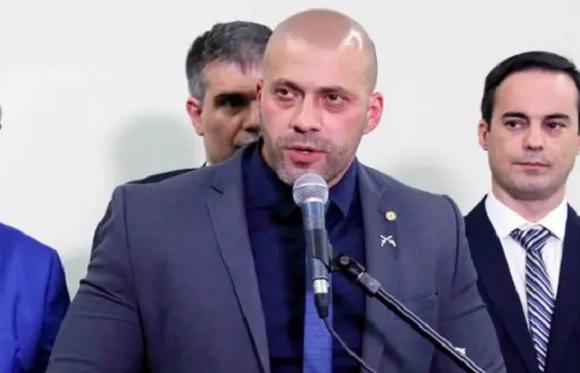 STF DECIDE NA QUINTA-FEIRA SOBRE DENÚNCIA CONTRA DEPUTADO DANIEL SILVEIRA