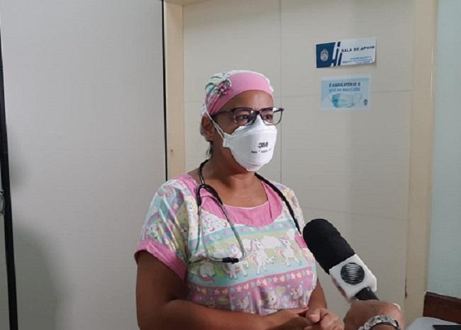 COVID-19: MÉDICA DE ITABUNA RECOMENDA CUIDADO COM CRIANÇAS PARA EVITAR CAOS EM UTIS PEDIÁTRICAS