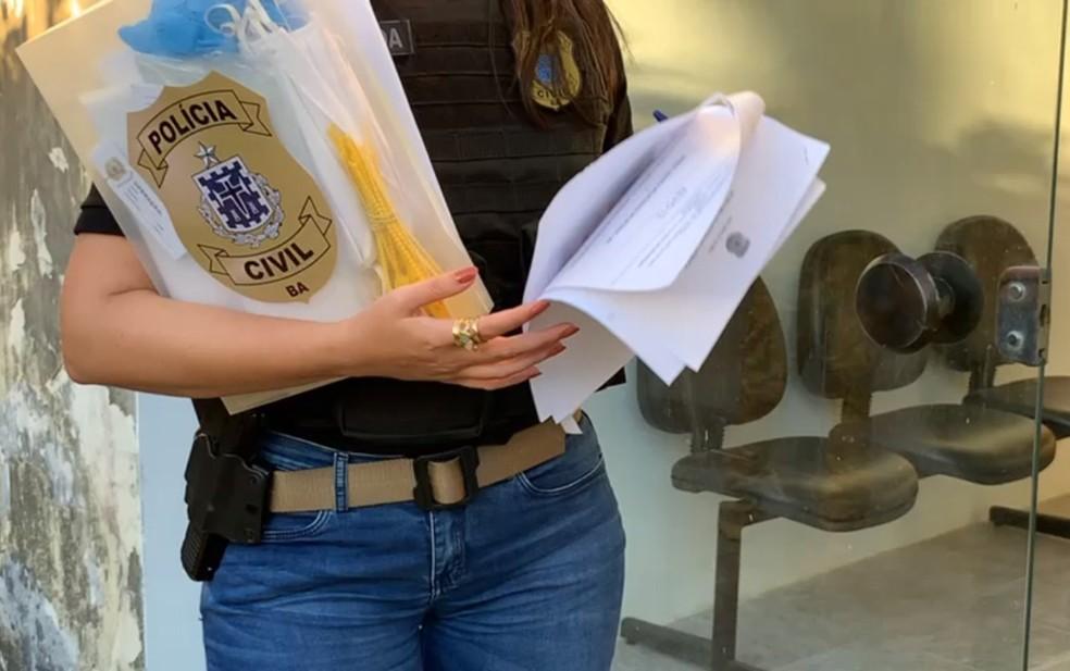 POLÍCIA CUMPRE 11 MANDADOS CONTRA FRAUDES NO DETRAN-BA; PREJUÍZO CHEGA A R$ 19 MILHÕES