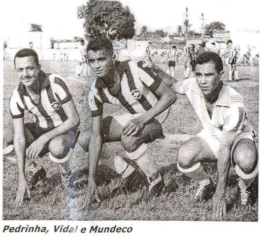 PEDRINHA E MUNDECO, AS ARMAS DO BOTAFOGO