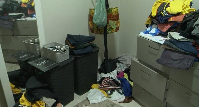 Casa de vítima da Covid-19 foi saqueada