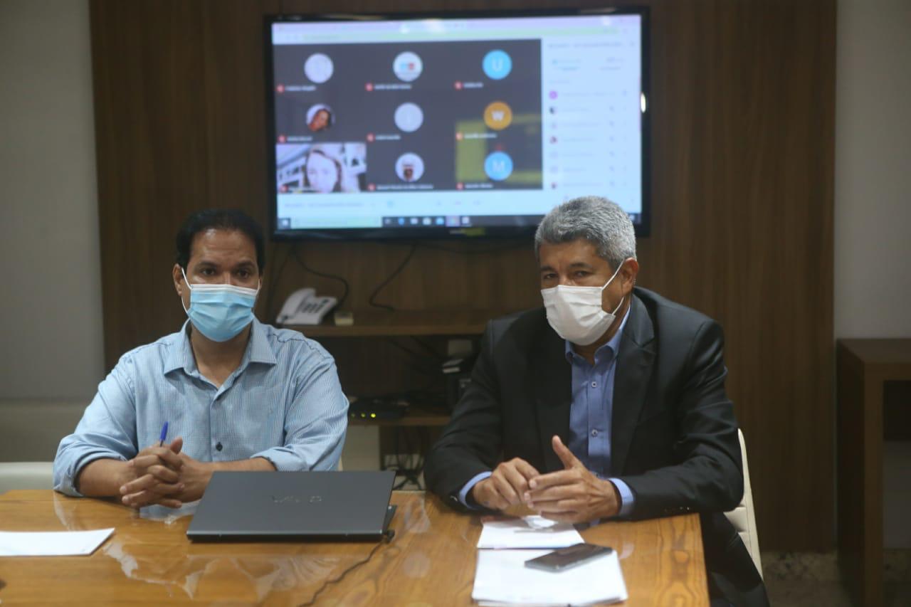 AULAS NA BAHIA VÃO VOLTAR COM ATIVIDADES PRESENCIAIS E REMOTAS, AFIRMA SECRETÁRIO