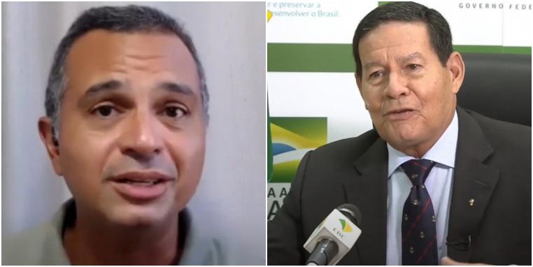PROFESSOR DA UESC PARTICIPA DO PROGRAMA DE MOURÃO NA RÁDIO NACIONAL