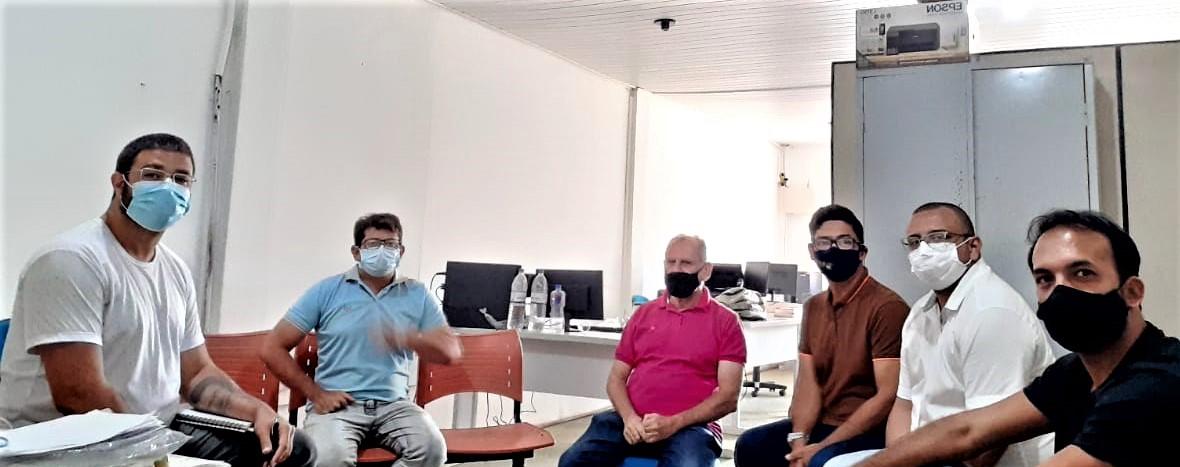 ITACARÉ: TONHO DE ANÍZIO INSTALA GABINETE DE CRISE PARA COMBATE À COVID-19