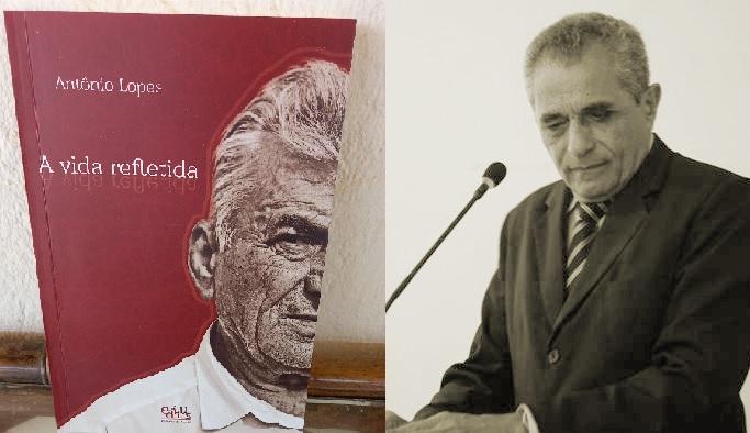 "EDITORA DA UESC ENTREGA AO MERCADO ""A VIDA REFLETIDA"", DO CRONISTA ANTÔNIO LOPES"