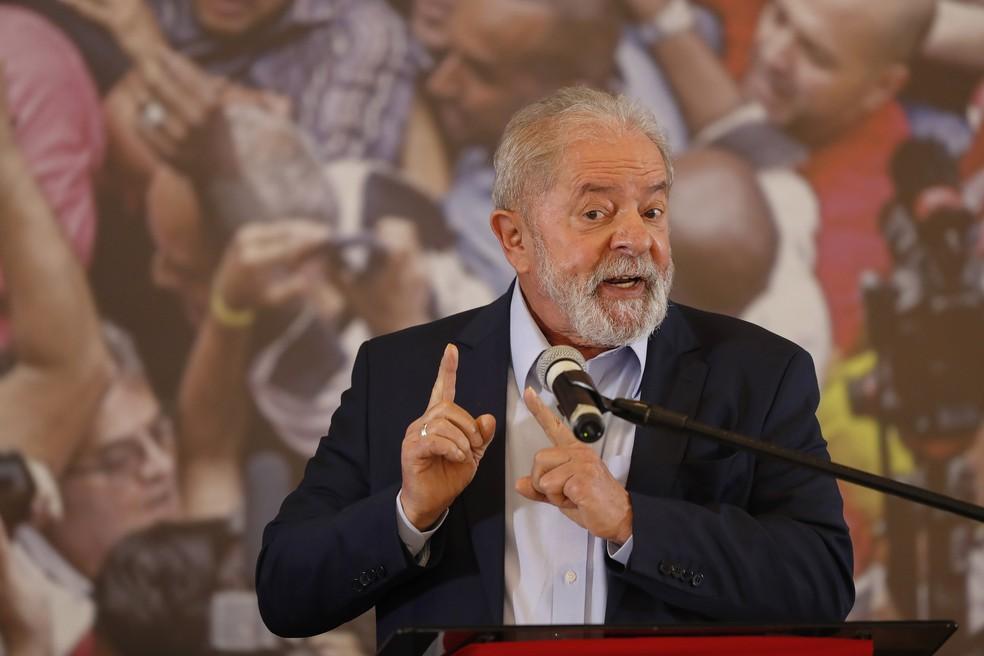 PROCURADORIA-GERAL RECORRE CONTRA ANULAÇÃO DE CONDENAÇÕES DE LULA