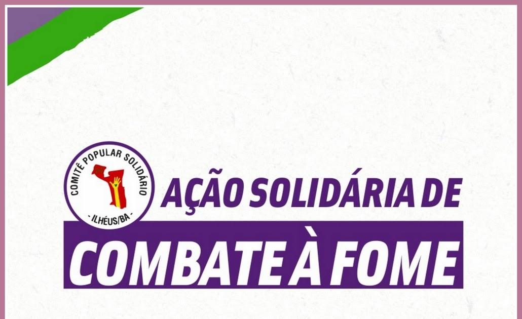 COMITÊ POPULAR CRIA PONTOS FIXOS DE COLETA DE ALIMENTOS PARA DOAÇÃO