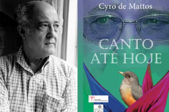 """CYRO DE MATTOS LANÇARÁ """"CANTO ATÉ HOJE"""" EM LIVE"""