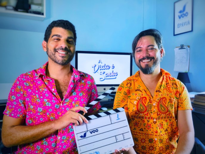 CINEASTAS BAIANOS LANÇAM ROTEIRO DE FILME COM TEMÁTICA LGBTQIA+