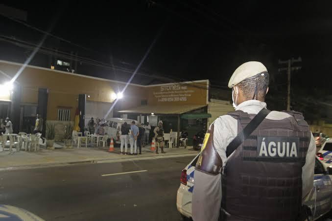 GOVERNO BAIANO PRORROGA TOQUE DE RECOLHER; CONFIRA HORÁRIO POR MUNICÍPIO