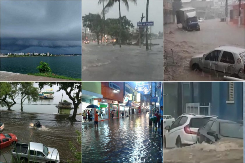 ILHÉUS DECLARA SITUAÇÃO DE EMERGÊNCIA EM ÁREAS AFETADAS POR CHUVAS