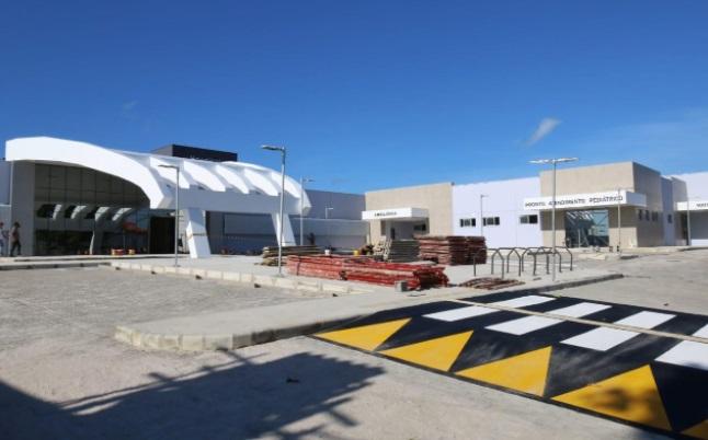 GOVERNO DO ESTADO ENTREGARÁ GESTÃO DE NOVO HOSPITAL DE ILHÉUS À PREFEITURA NO DIA 28